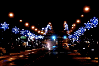 Rileighs Outdoor Decor - Custom Street Way Lighting