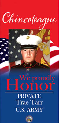 Outdoor Street Poll Banner - Hometown Heros - Veterans