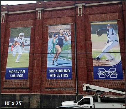 Stadium Banners