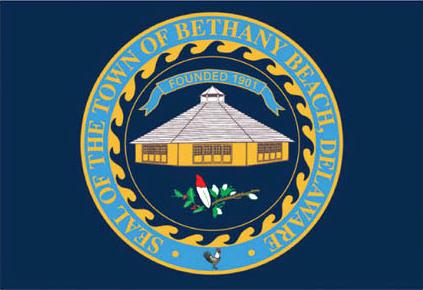Large Format Flag - Municipal Downtown