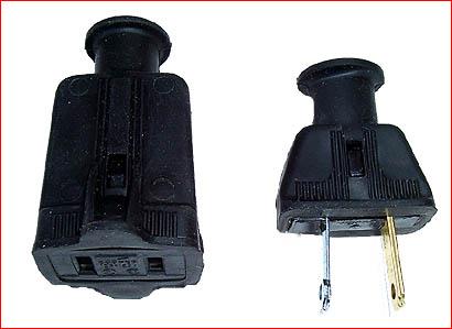 Lighting Hardware Eagle Rubber Plug
