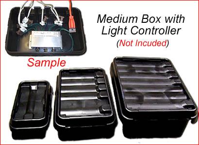 Lighting Hardware Weatherproof Box
