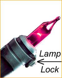 Mini Light LED Light Lock