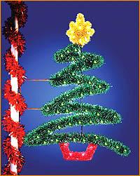 Lamppost Z-Tree