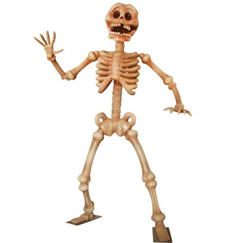Rileighs Outdoor Decor - 2505-6260 Skeleton 3.5m Hello