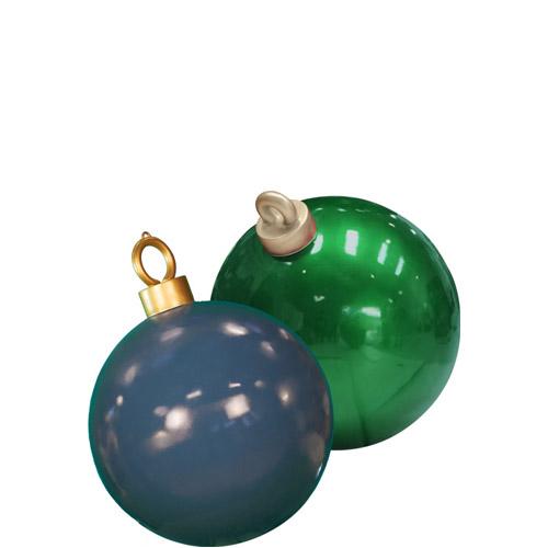 Christmas Decorations - Fiberglass - Christmas Balls
