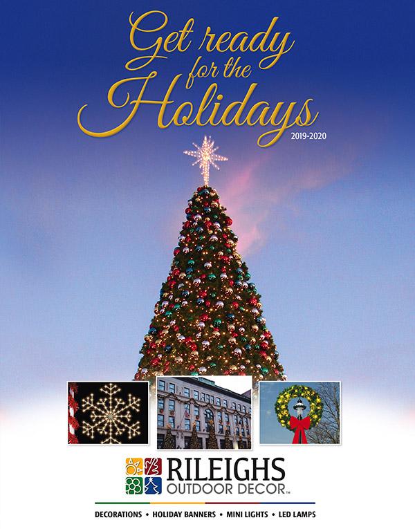 Rileighs Outdoor Decor - 2019-2020 holiday Catalog