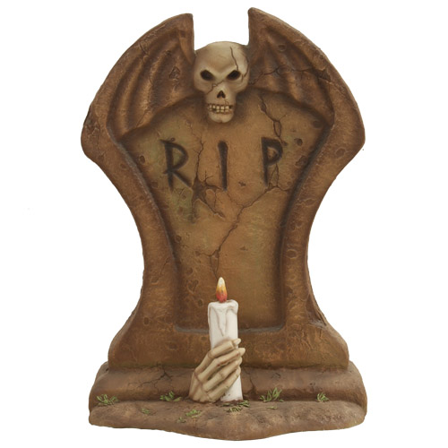 2505-6250 Gravestone 1 Candle (70x55x100)