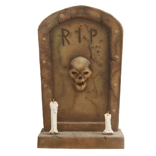 2505-6251 Gravestone 2 Candle (72x30x120)