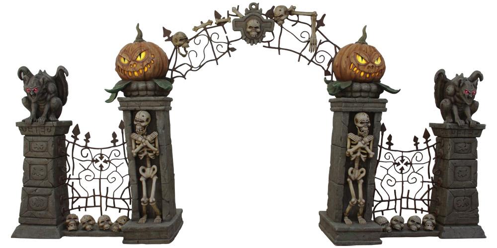 2505-6281 The Horror Gate (100x580x280)