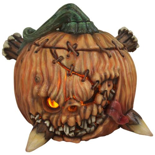 2505-6288 Evil Pumpkin with light (40x50x45)