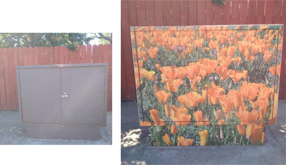 Bella Anti-stick Wrap - Service Box