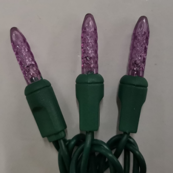 Rileighs Outdoor Decor - TWD - Lighting - Purple